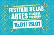 Enero recargado de cultura gracias al Festival de las Artes 2017