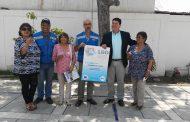Lanzan campaña de consumo responsable del agua en la provincia del Limarí