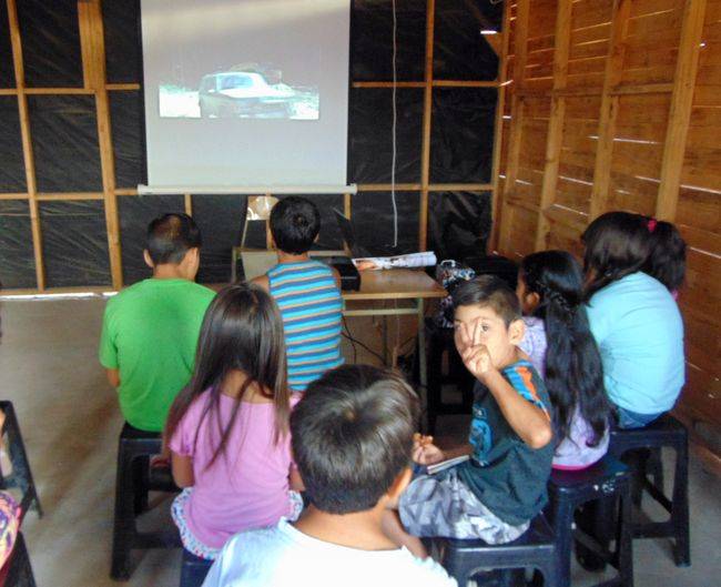 Monte Patria:  el cine como estrategia para prevenir el consumo de drogas