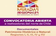 Convocan a realizadores de documentales del Norte de Chile