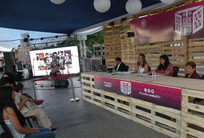 En la Feria del Libro presentarán libro ganador de concurso Víctor Domingo Silva 2016