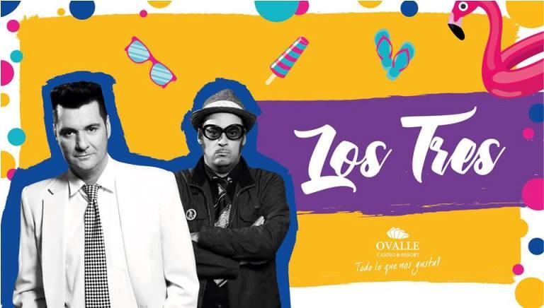 Los Tres traerán lo mejor del rock chileno a Ovalle Casino & Resort