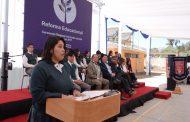 Destacan millonaria inversión en Educación Pública en inauguración del año escolar en Punitaqui