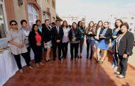 Funcionarias del Gobierno Regional fueron agasajadas por Intendente Ibáñez