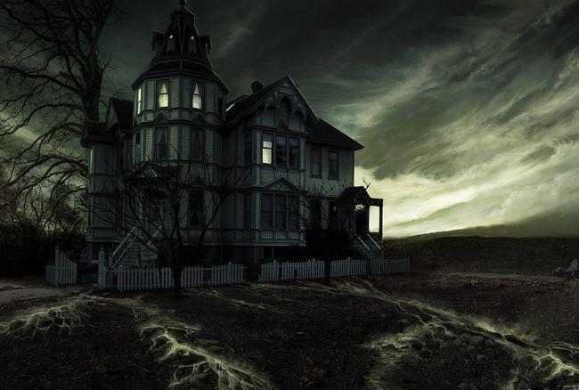 """Las sorprendentes """"casas embrujadas"""" que también hicieron noticia en Ovalle"""