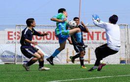 Organizan torneo de fútbol Copa Aniversario de Ovalle