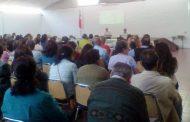 Ciudadanos exponen sus problemáticas en cuenta pública del diputado Núñez