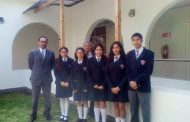 Almunos de colegio San Viator son seleccionados para participar en Olimpiadas Nacionales de Astronomía