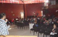 Gestores culturales y vecinos aportan para elaborar el Plan Comunal de Cultura