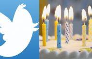 Feliz cumpleaños Twitter