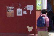 Una ciudad libre de pegatinas en los muros: una tarea de todos