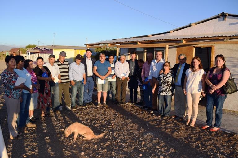 Vecinos de Campo Lindo podrán disfrutar de nueva sede social