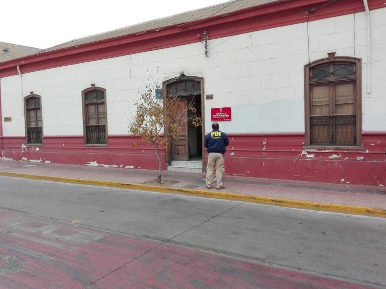 Antisociales hacen ingreso a Biblioteca Municipal de La Serena para sustraer bienes y dinero en efectivo