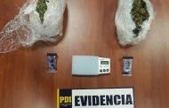 Fueron descubiertos trasladando droga en contenedores con granos de café