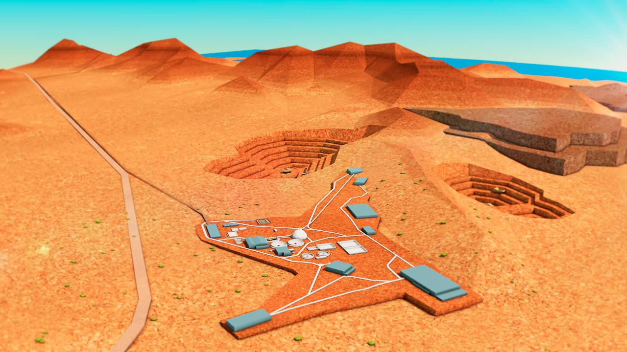 Autoridades rechazan proyecto minero Dominga