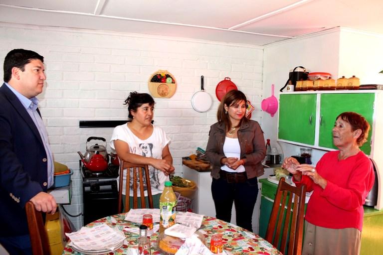 Adultos mayores del Limarí son beneficiados con programa habitacional