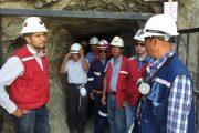 """Seremi Díaz: """"La pequeña minería crea un dinamismo importante en  otros sectores económicos y debemos seguir potenciándola"""""""
