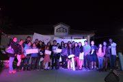 Festival infantil galardonó a las nuevas estrellas del canto ovallino