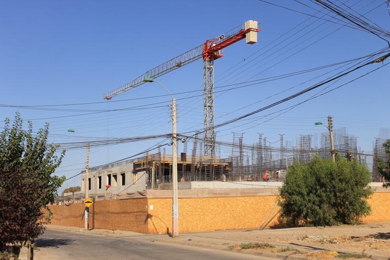 Cesfam Fray Jorge cuenta más de un 30% de avance en la obra