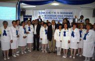 Damas de blanco Ovalle celebran 15 años al servicio de la ciudad