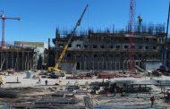 Construcción del nuevo Hospital de Ovalle se encuentra en un 25% de avance