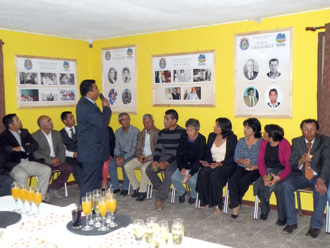 Exposición de El Trapiche: un ejemplo a imitar por otras localidades
