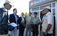 En Monte Patria evalúan entrega de Aporte Familiar Permanente