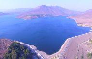 Volumen de agua embalsada en la región supera el 60%