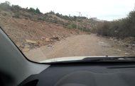 Piden a las autoridades el arreglo de camino a El Talhuén