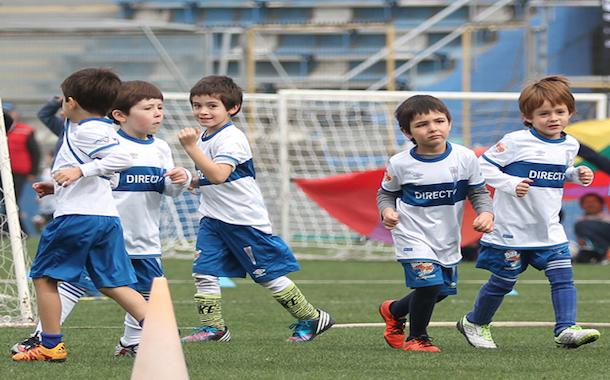 Atención Cruzados de corazón: Se abre la escuela de fútbol de la UC en Ovalle