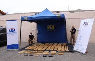 Decomisan 163 kilos de droga gracias a trabajo entre Fiscalía de Ovalle y PDI de Valparaíso