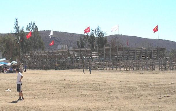 Club de Huasos de Punitaqui ya afila sus espuelas: inician construcción de nueva Medialuna