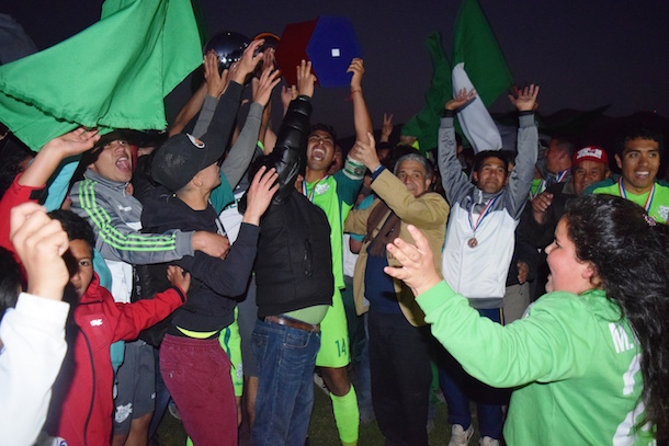 Asociación de Fútbol Rural de Ovalle celebra 29 años