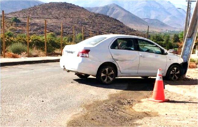 Censistas que se dirigían a cumplir su labor resultan lesionadas en accidente de tránsito