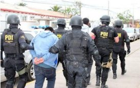 Altas penas reciben sujetos que se hicieron pasar por detectives para cometer robos