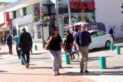Transeúntes siguen sin respetar semáforos del paseo peatonal de Ovalle