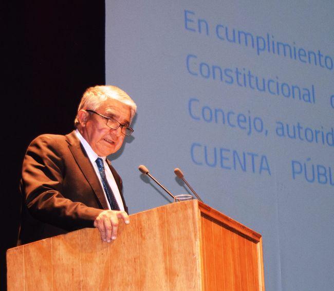 Claudio Rentería es el cuarto Alcalde con mejor imagen de Chile