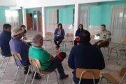Analizan el tema de la violencia y el consumo de alcohol en partidos de fútbol en Monte Patria