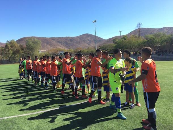 En el último minuto cayó Club Social y Deportivo de Ovalle ante Curacaví