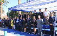 Ovalle celebra sus 186 años con tradicional desfile en la Plaza de Armas