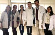 Joven médico de la Atención Primaria se convierte en el nuevo presidente del Colegio Médico regional