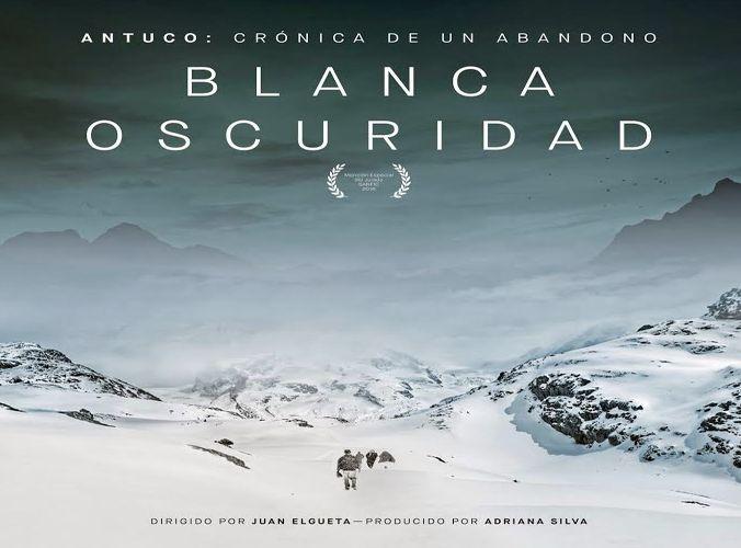 """Llega a Ovalle """"Blanca Oscuridad"""", conmovedor documental sobre la tragedia de Antuco"""