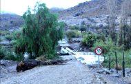 Combarbalá muestra los mayores registros de precipitaciones en la región