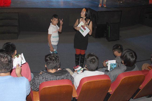 La cultura entretenida: dan inicio a recorridos mediados de la Semana de la Educación Artística