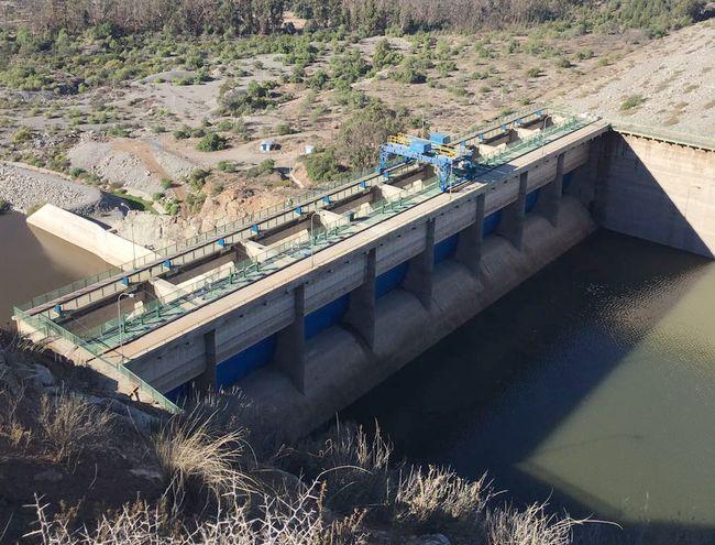 Agua en embalses de la zona asegura riego para las próximas tres temporadas