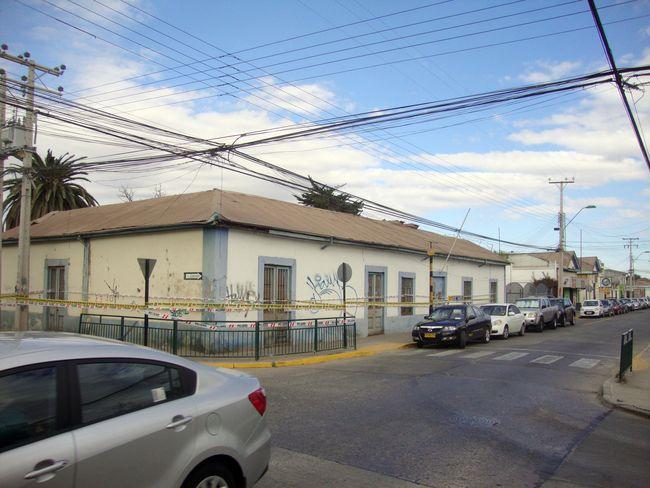 En el mes del patrimonio demuelen casa de la profesora Estela Ávila Molina