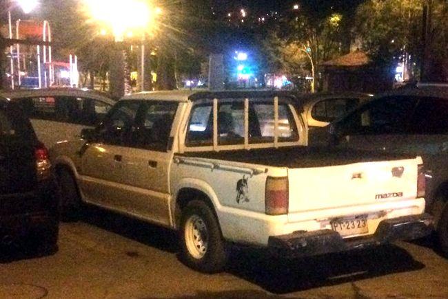 En tiempo record carabineros recupera camioneta robada en Ovalle