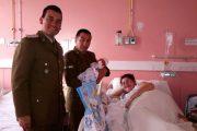 Sargento de Carabineros se viste de héroe y asiste el parto de vecina de Ovalle