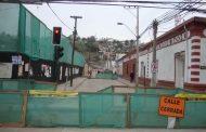 Los trabajos en calles céntricas que han terminado con la paciencia de los conductores