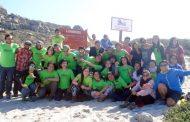 Jóvenes realizarán trabajos voluntarios de invierno en Parques de la región